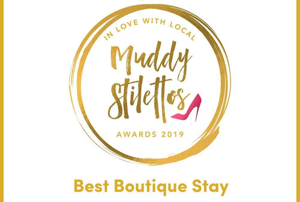 MUDDY AWARDS 2019 NOMINATION!