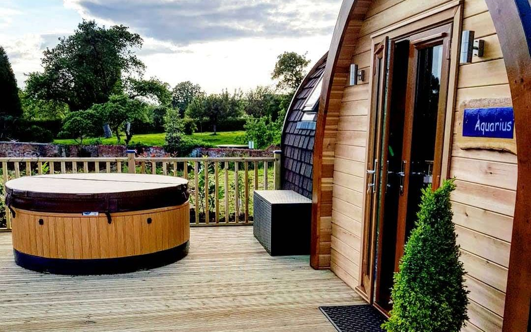 TRAVEL – WOOTTON PARK – GLAMPING IN THE MIDLANDS